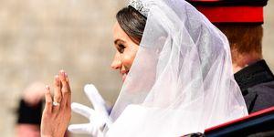 Royal Wedding meghan markle nails