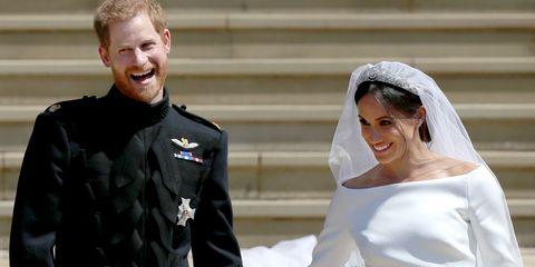 Bride, Veil, Wedding, Ceremony, Wedding dress, Marriage, Dress, Bridal clothing, Smile, Gesture,