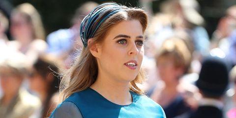 2018 royal wedding princess beatrice