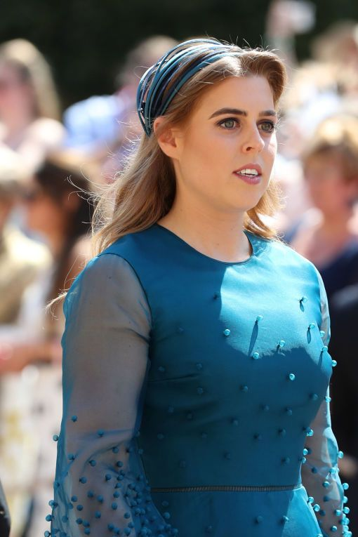 royal wedding 2018 princess beatrice