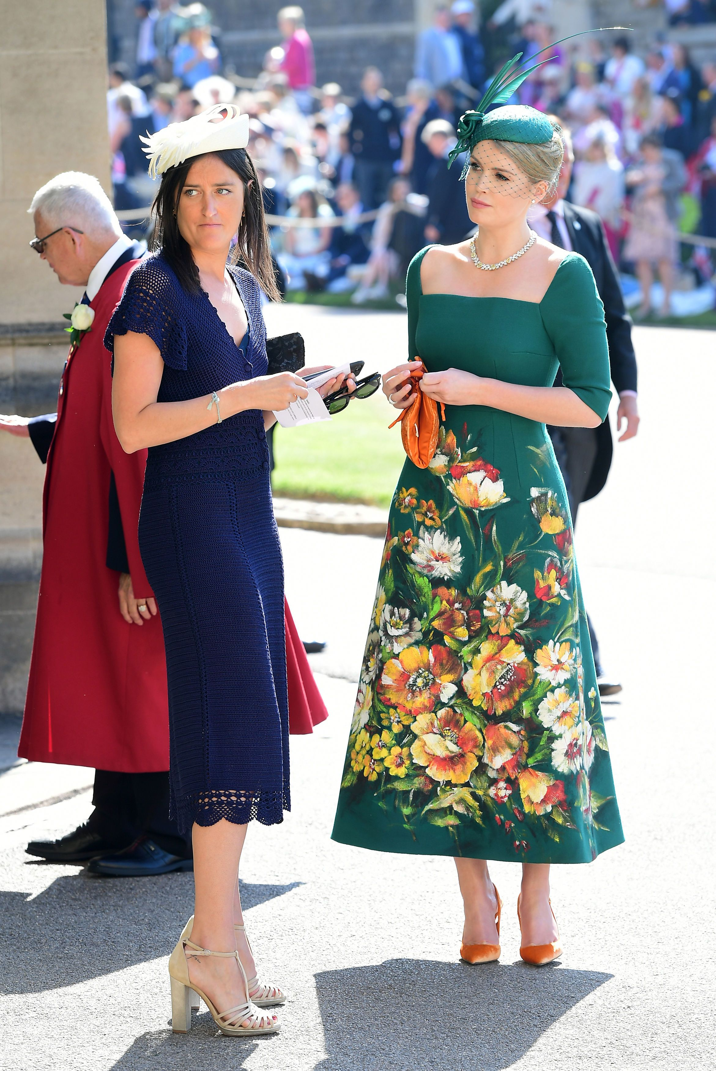 royal wedding 2018 lady kitty spencer