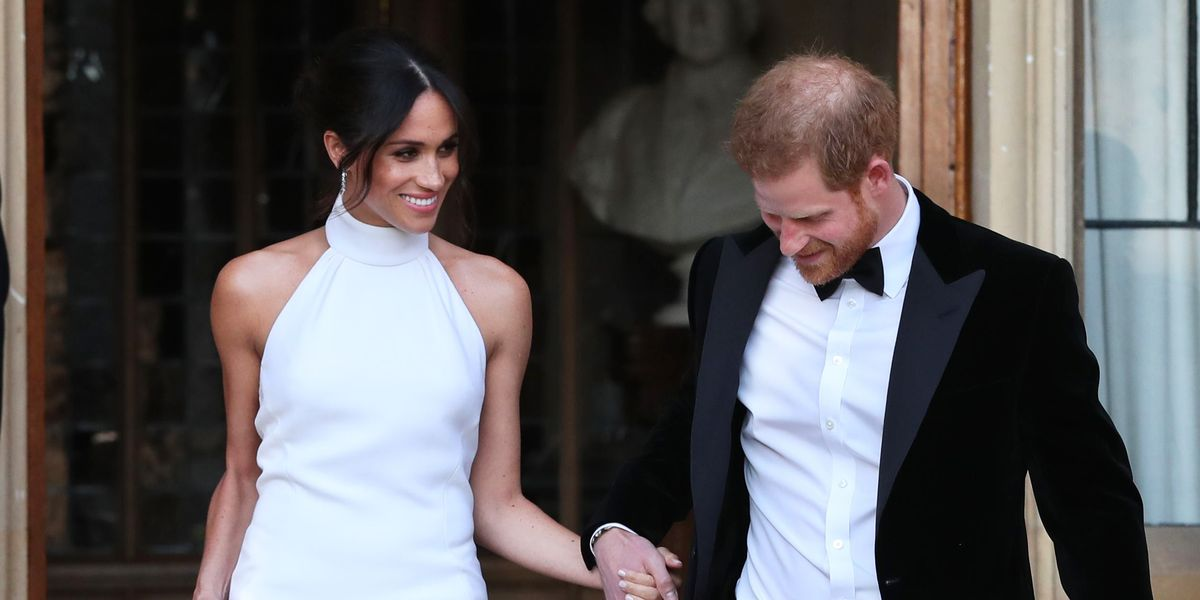 What Happened At Meghan Markle And Prince Harrys Wedding Reception