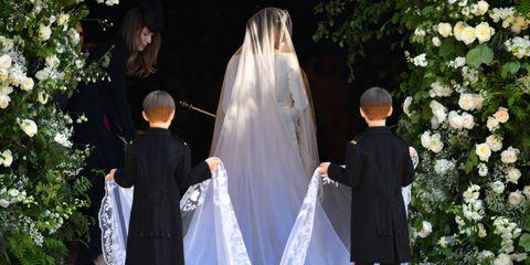 Royal Wedding meghan markle dress