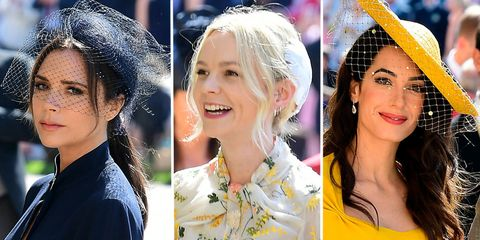 Royal wedding guests: The best beauty looks, hair and make-up looks