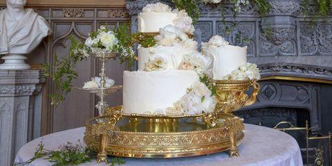 Royal wedding 2018 cake