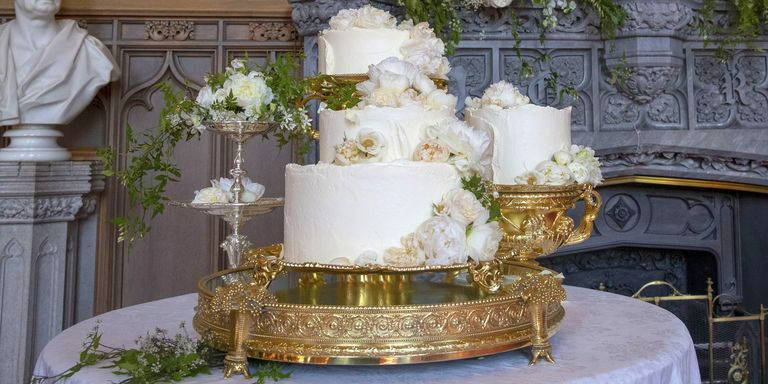 Prince Harry And Meghan Markle Wedding Cake Who Is