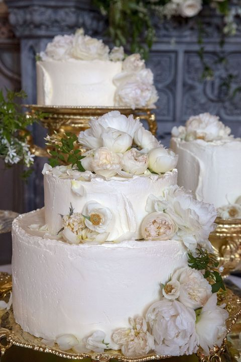 Rough Icing Wedding Cake Trend
