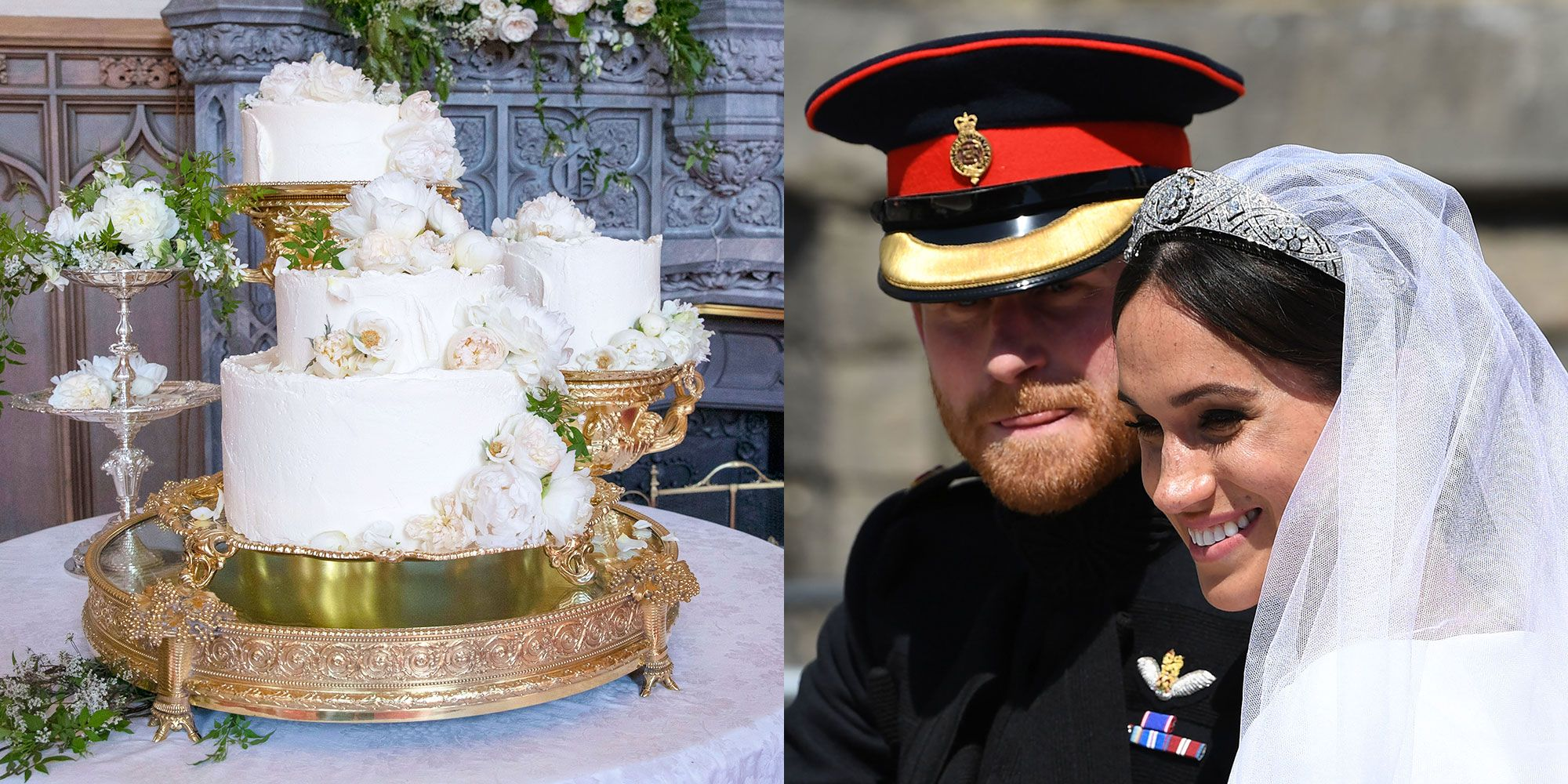 royal wedding cake 2018 flavor all the cakes royals served at their weddings royal 19411