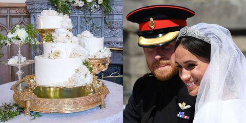 9ff3ff77d2c 27 Amazing Celebrity Wedding Cakes - Royal Wedding Cakes