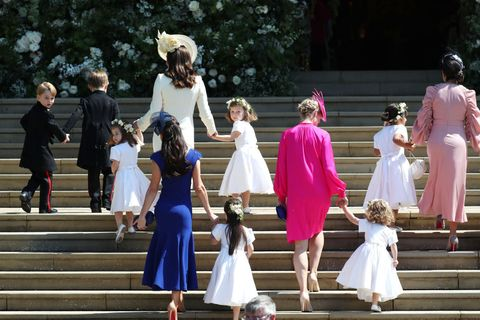 Royal Wedding Party.How Meghan Markle And Prince Harry S Royal Wedding Compares To Kate