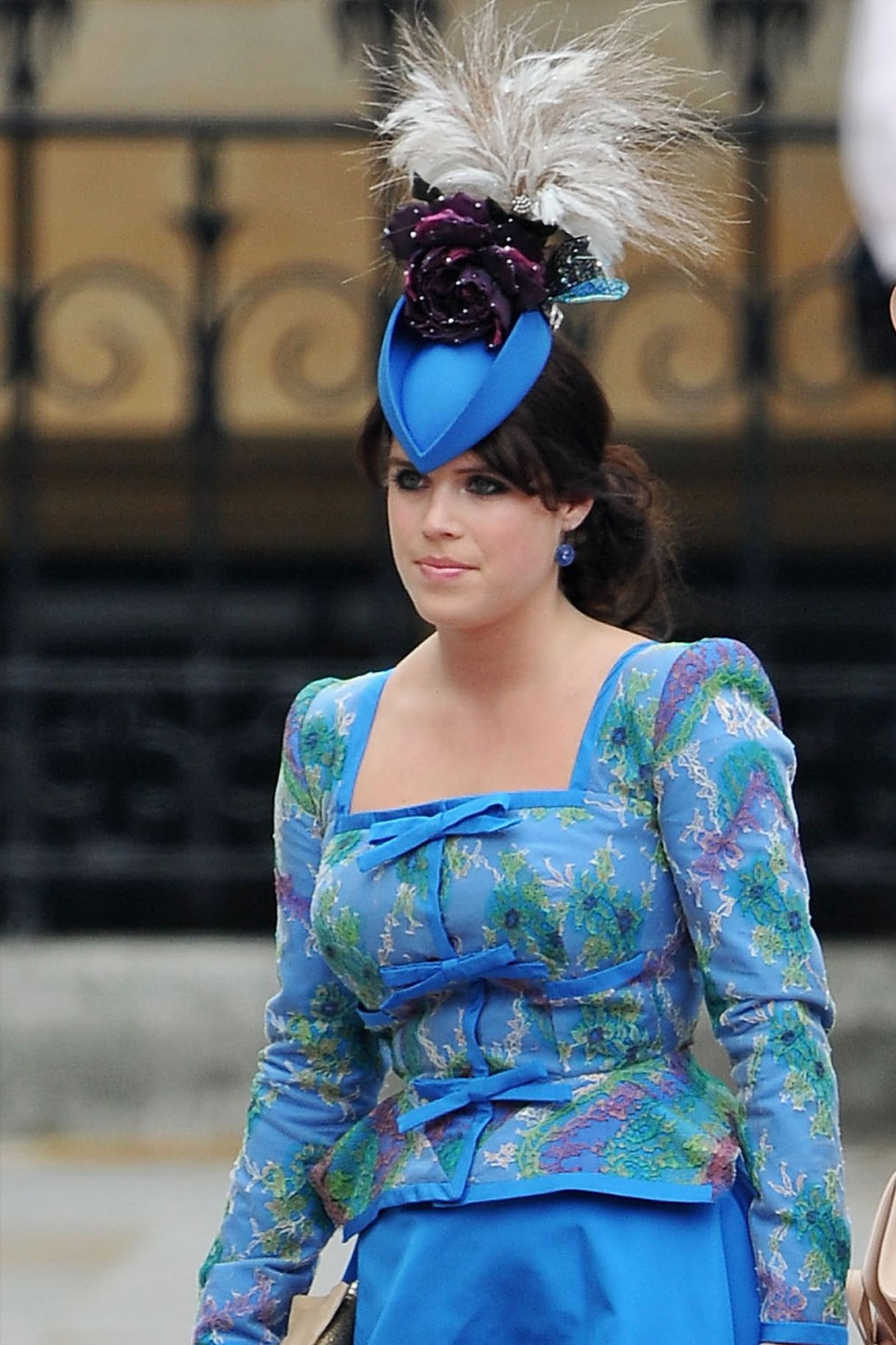 c383b1b8a659e The Craziest Royal Wedding Hats of All Time