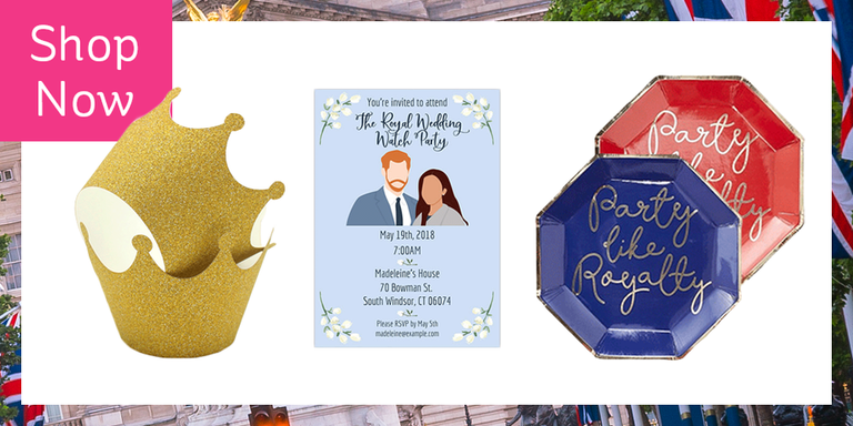 Royal wedding party favors decor ideas for royal wedding party royal wedding party decor junglespirit Choice Image
