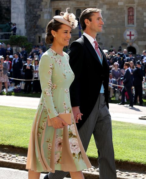 Pippa Middleton's Royal Wedding Outfit Has Divided Twitter