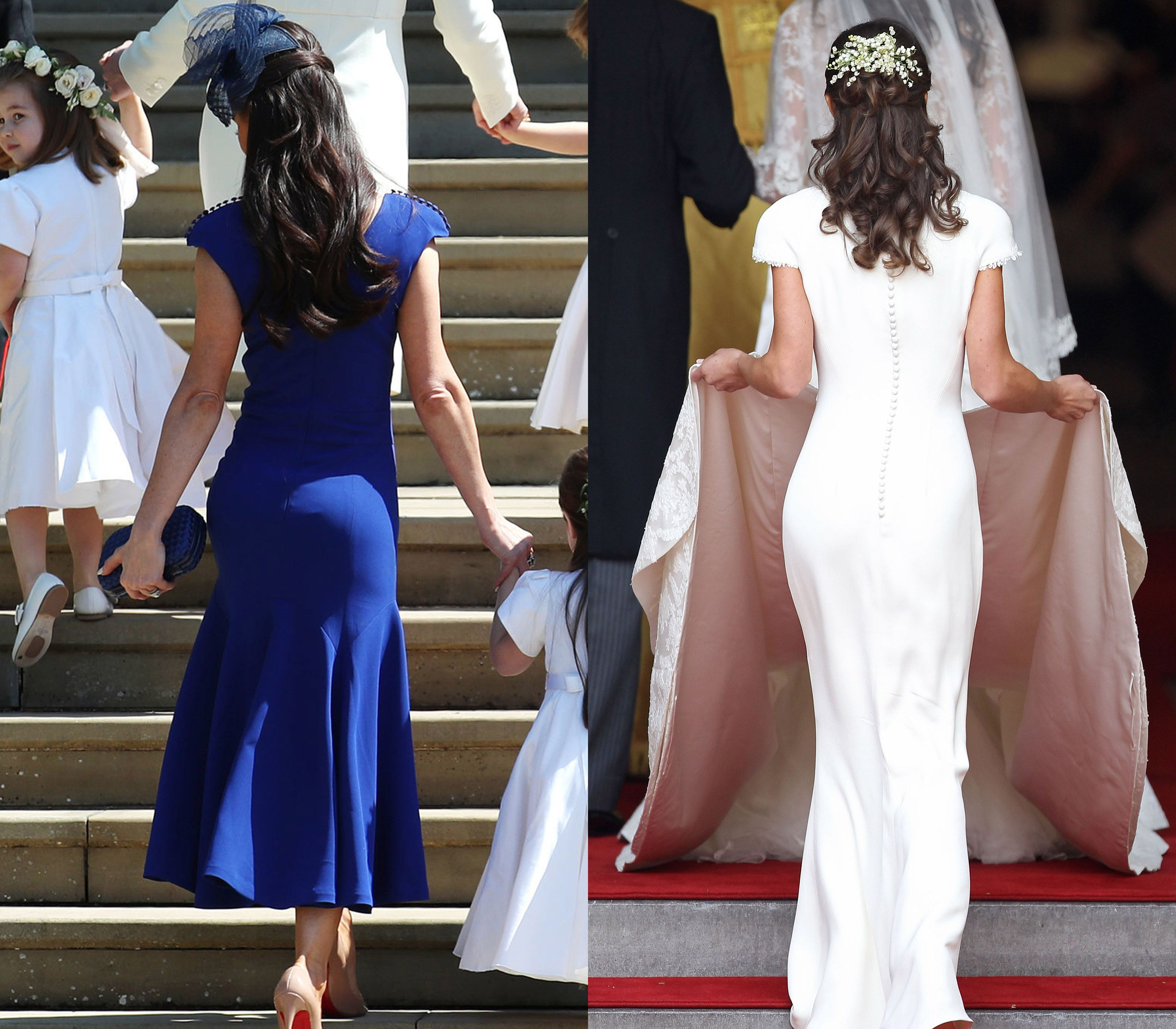 Jessica Mulroney Is The Pippa Middleton Of Royal Wedding S Bridesmaid Moment