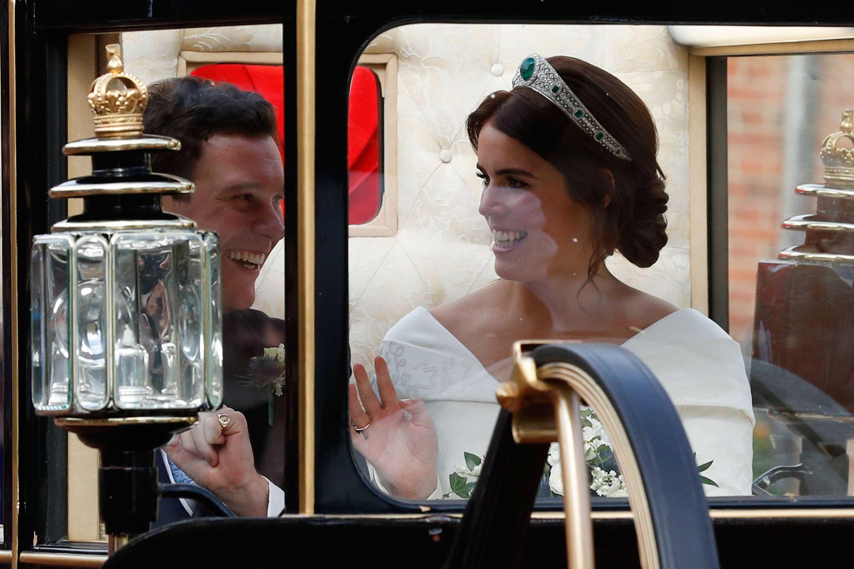 Princess Eugenie Jack Brooksbank