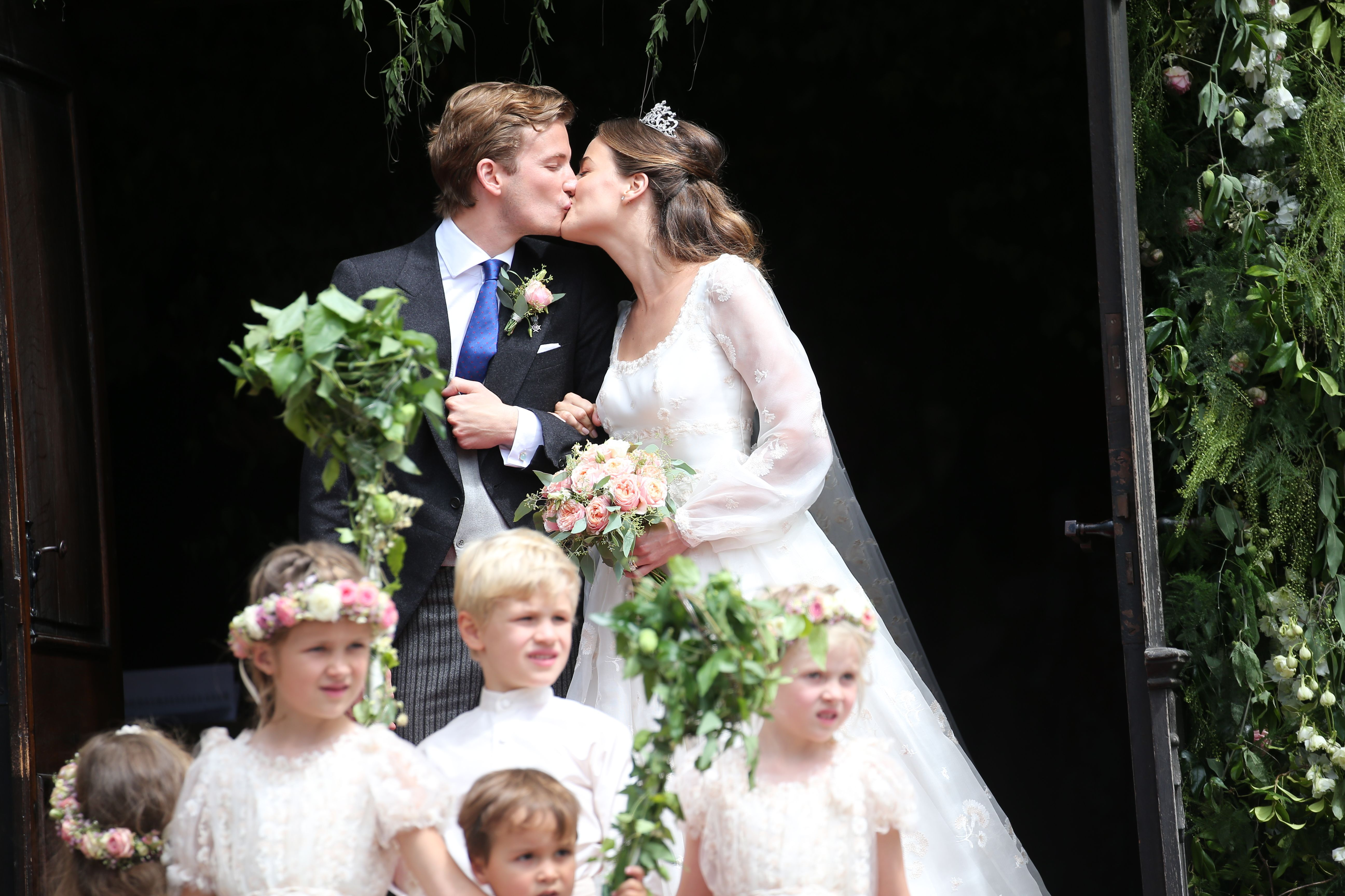 The 30 Most Spectacular Royal Weddings From Around World Globe