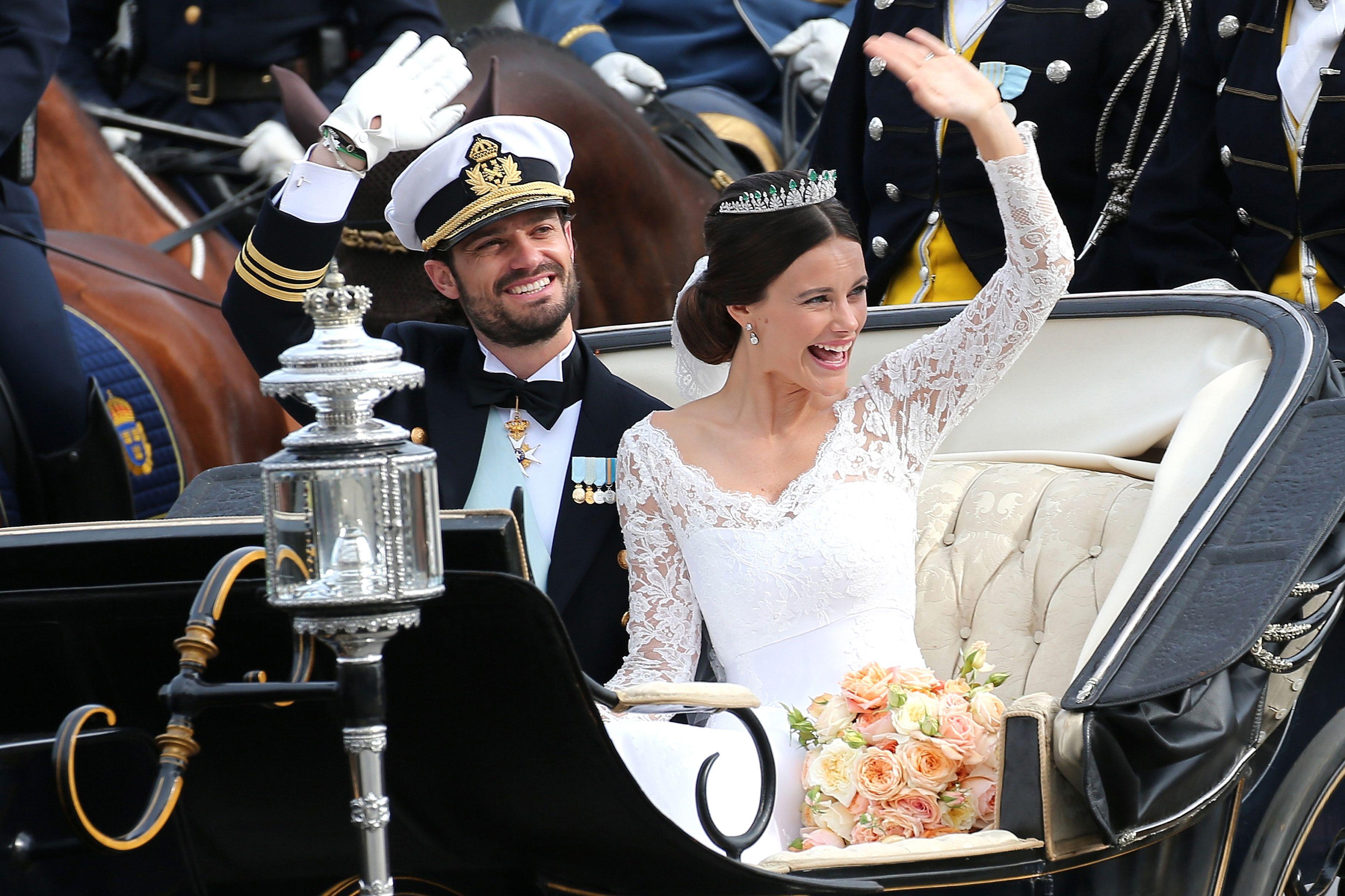 prince carl wedding