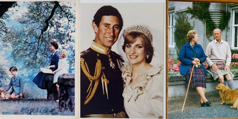 dave thompsonpa wire left royal fanscom center and right - Royal Family Christmas Card