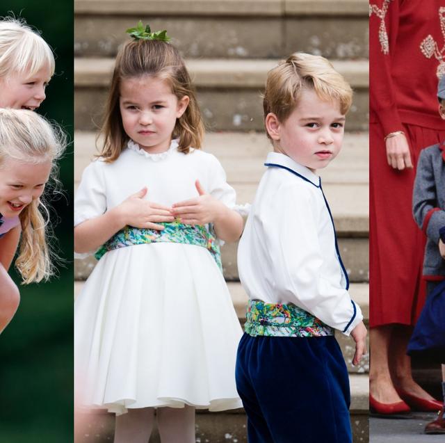 royal kids age gaps header