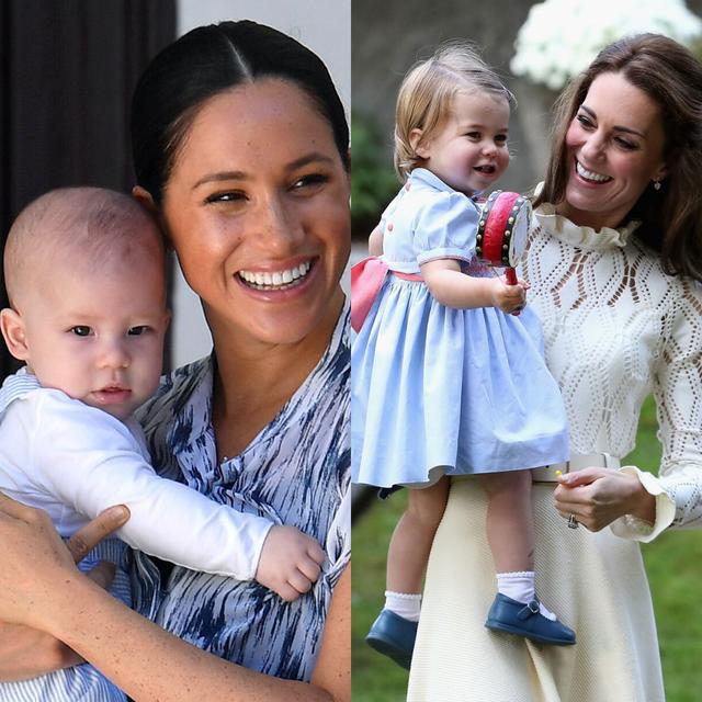 royal mom moments