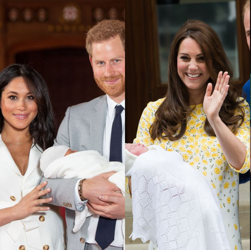 royal mother birth stories