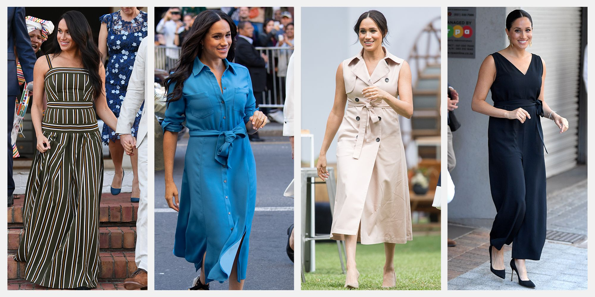 Meghan Markle and the Power of the Re-Wear: How Her Royal Tour Wardrobe Kept the Focus on Substance