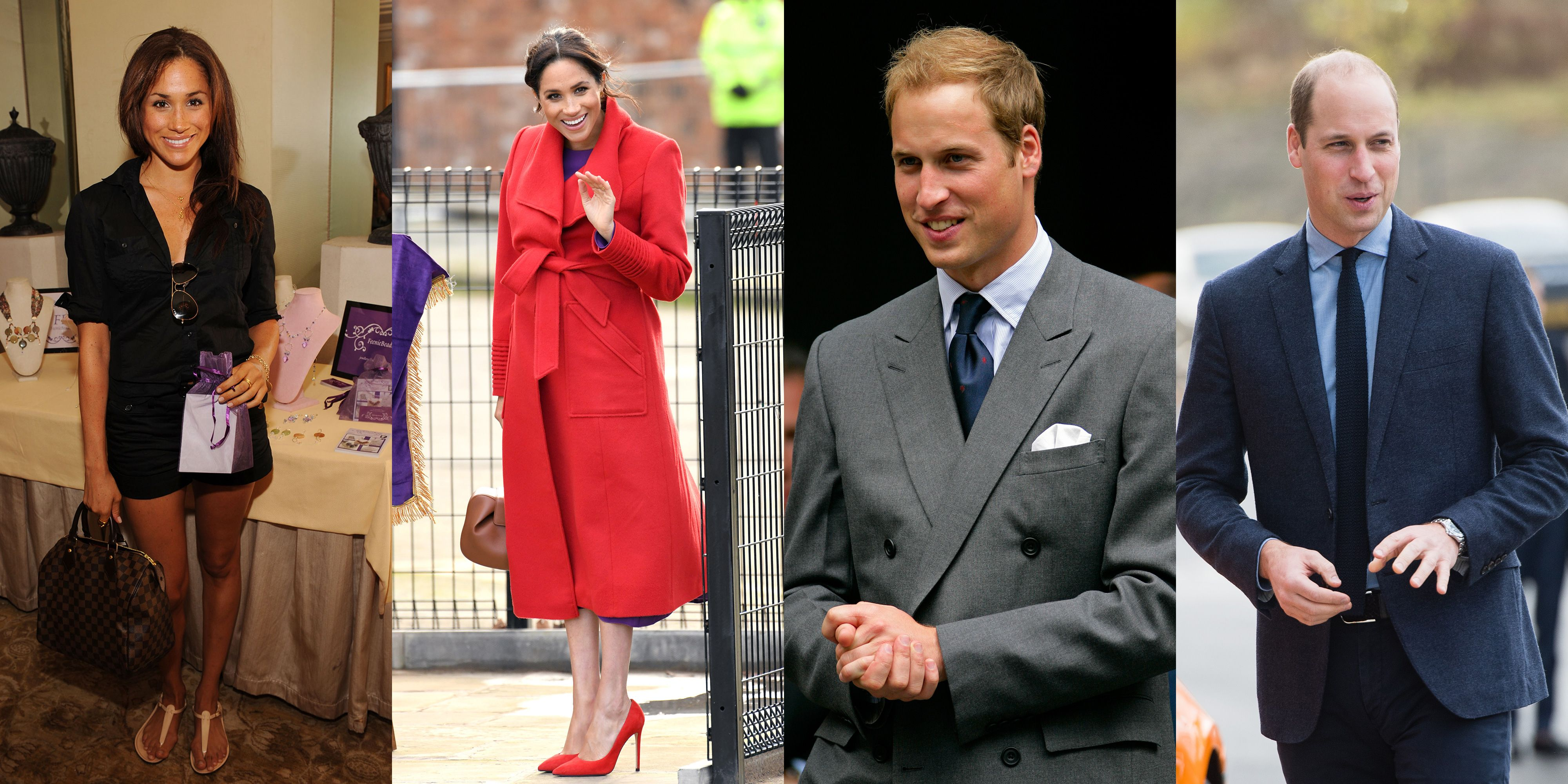 If the royals did the #10yearchallenge