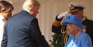 royals-afwezig-bezoek-donald-trump