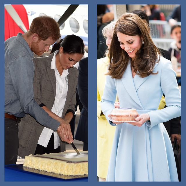 royals and cakes