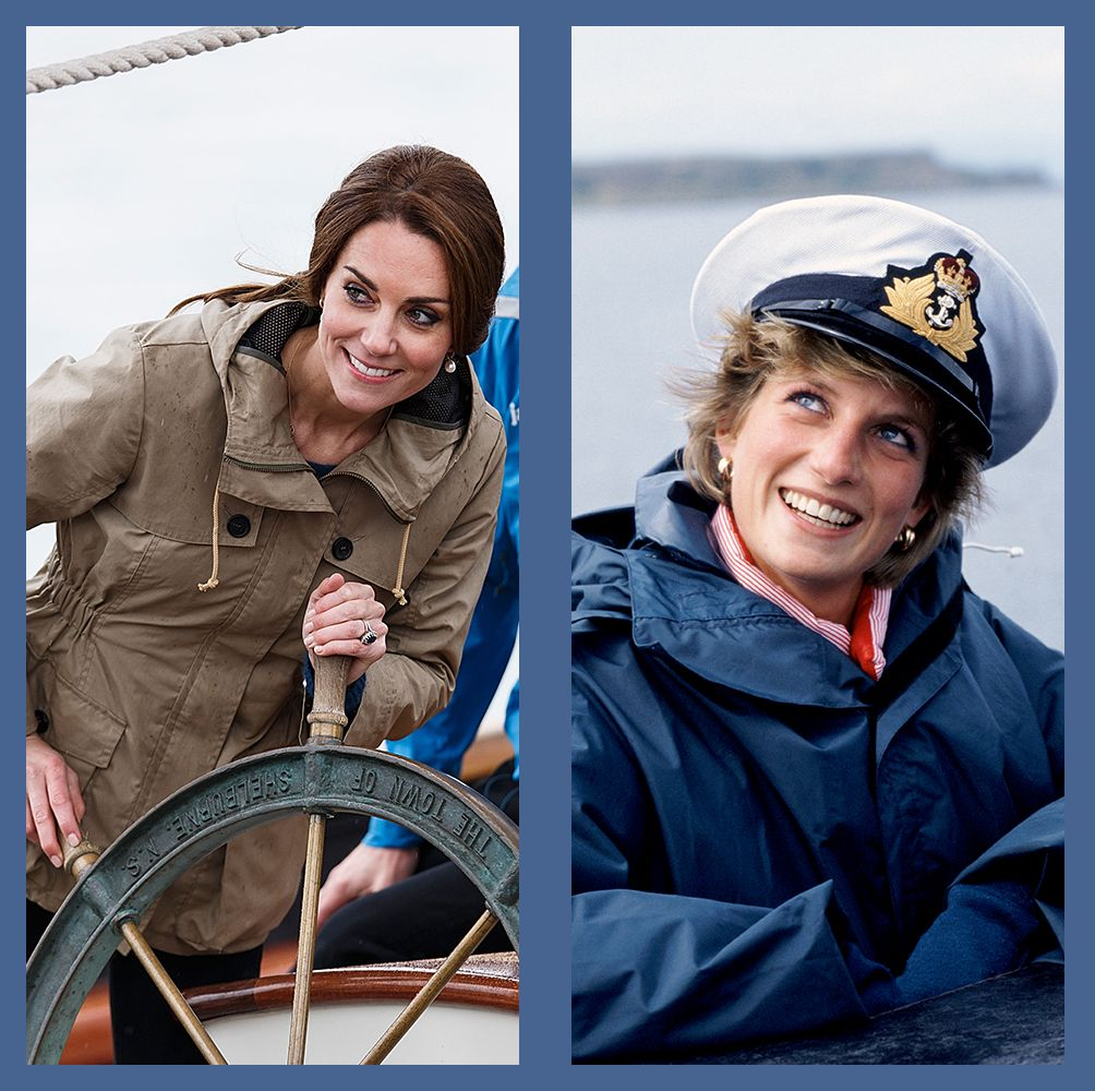 30 Photos of the British Royals Rowing, Sailing, and Cruising on Boats