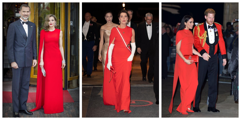 Zara vende el vestido capa preferido por las 'royals'