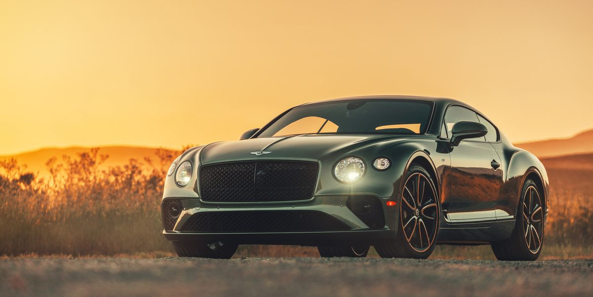 Car Auction Apps >> 2020 Bentley Continental GT V8 First Drive Review
