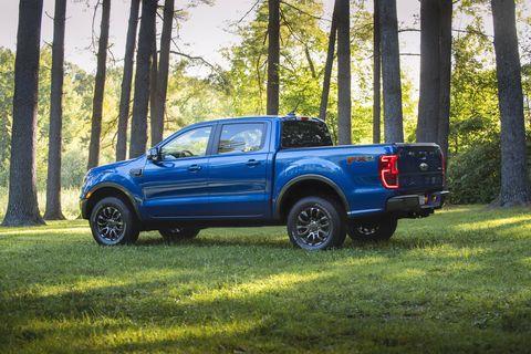 Land vehicle, Vehicle, Car, Pickup truck, Truck, Automotive exterior, Hardtop, Automotive tire, Off-roading, Landscape,