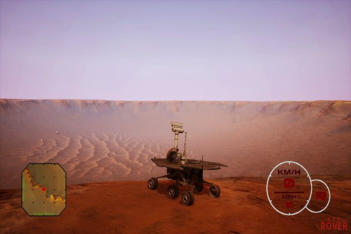 Explore Mars in VR with This Rover Simulator