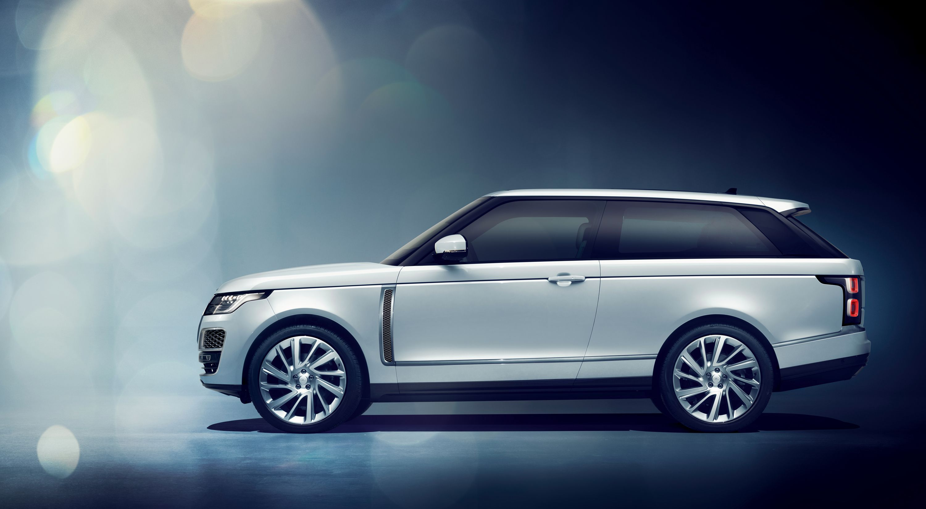 Land Rover & Range Rover SV Coupe Is the Pinnacle of Two-Door Land Rovers