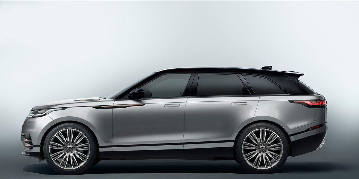 Electric Range Rover in the Works Alongside Jaguar XJ EV, Report Says