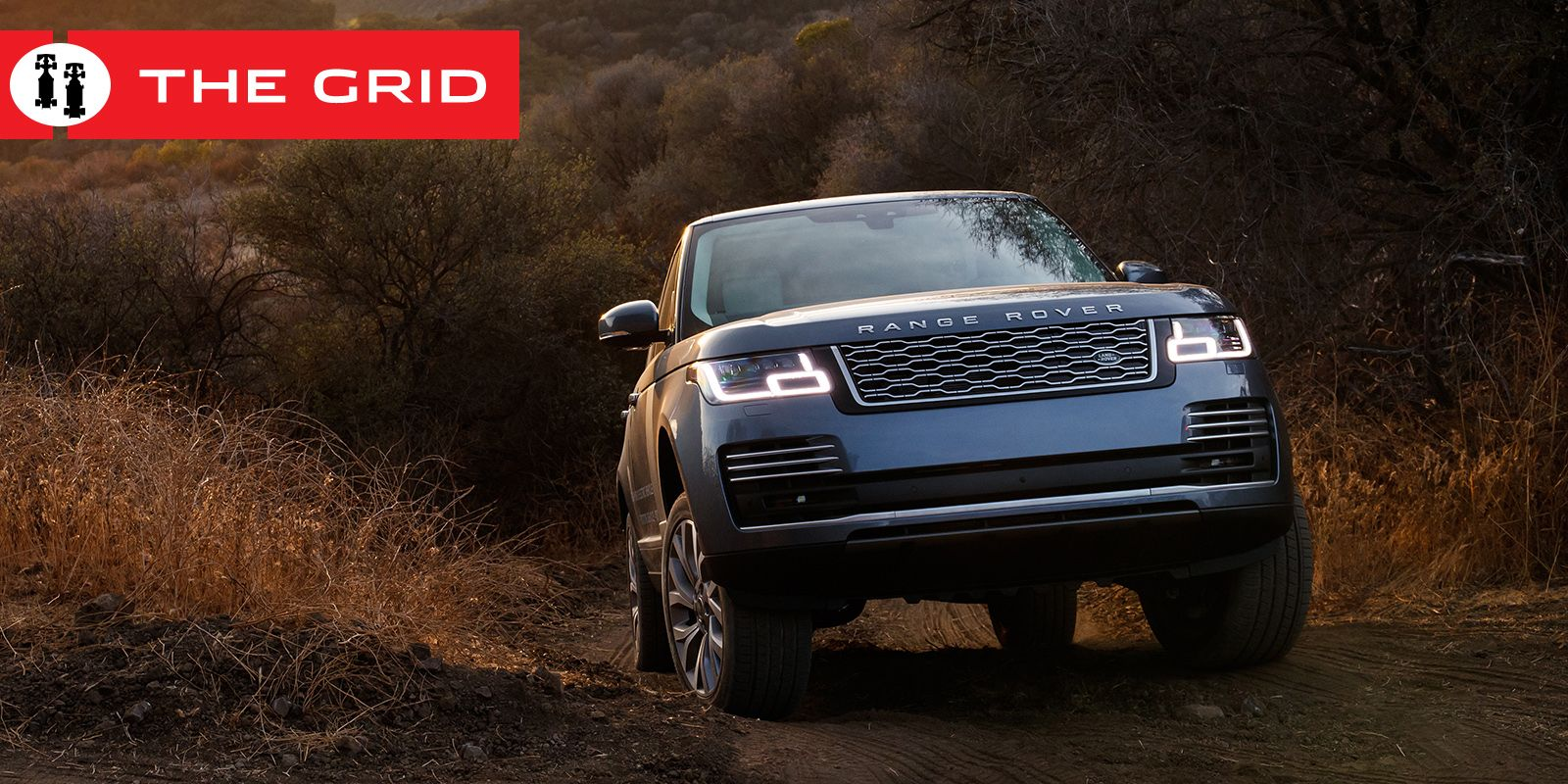 An All-Electric Range Rover Is Coming Soon
