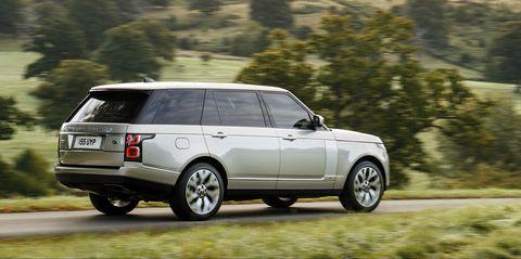 Range Rover 2018 Specs News Price
