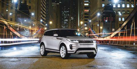 2020 Range Rover Evoque in Chicago