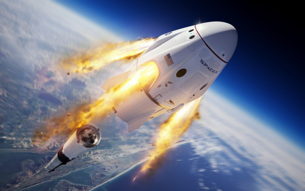 How to Watch SpaceX Destroy One of Its Falcon 9 Rockets