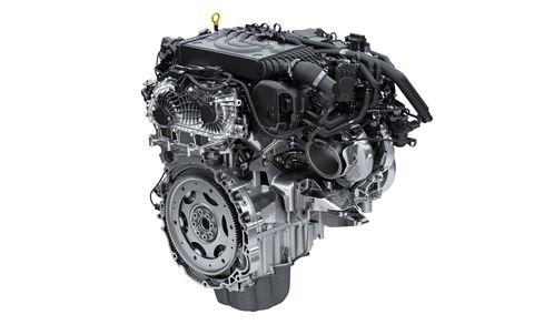 Jaguar Land Rover 3.0-liter inline-six Ingenium engine