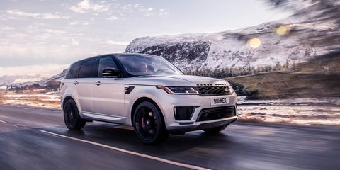 2020 Land Rover Range Rover Sport: Changes, Equipment, Price >> The 2020 Range Rover Sport Hst Has A Brand New 395 Hp