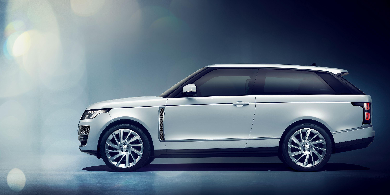 Range Rover SV Coupe Dead - New Two-Door $300,000 Range