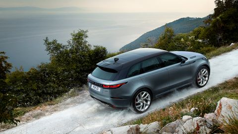2020 Range Rover Velar SVAutobiography
