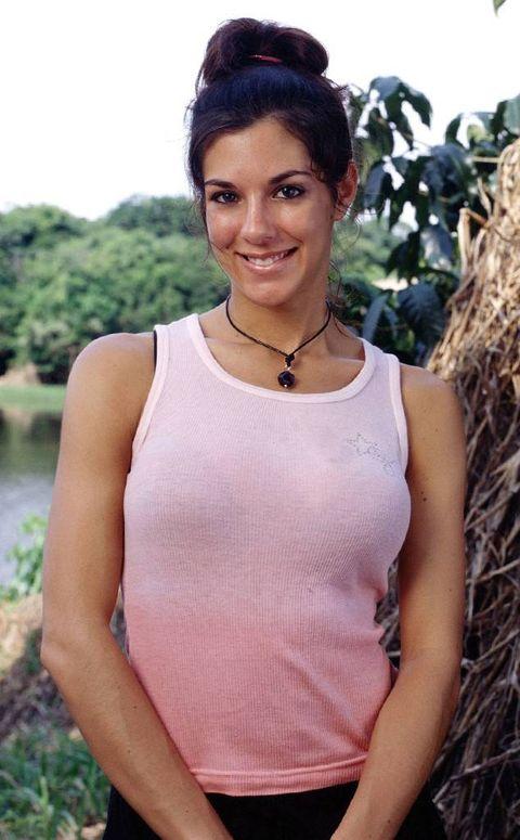 Morasca In Her Survivor Cast Photo