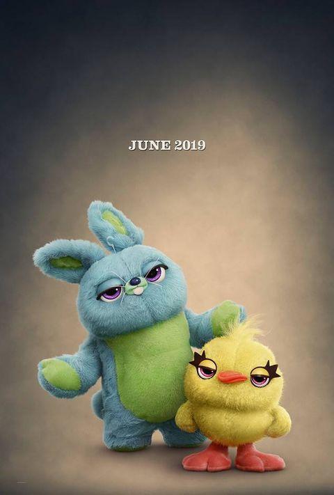 Pixar Presenta Dos Nuevos Personajes Adorables De Toy Story 4 Y