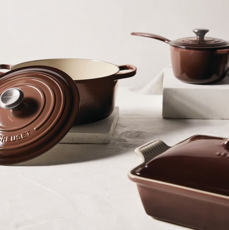 Le Creuset's Newly Launched Color is a Dreamy Autumnal Shade