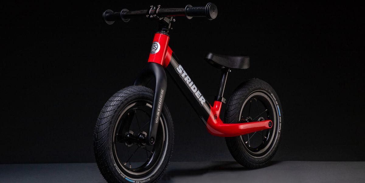 Strider 12 St R Carbon Balance Bike Balance Bike For Kids