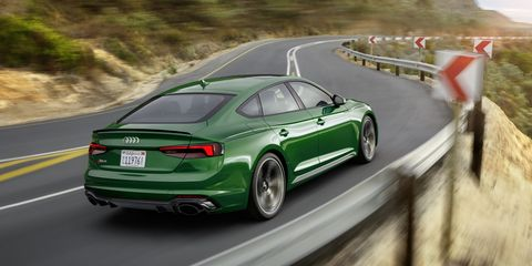 The 2019 Audi Rs5 Gets The Sportback Treatment