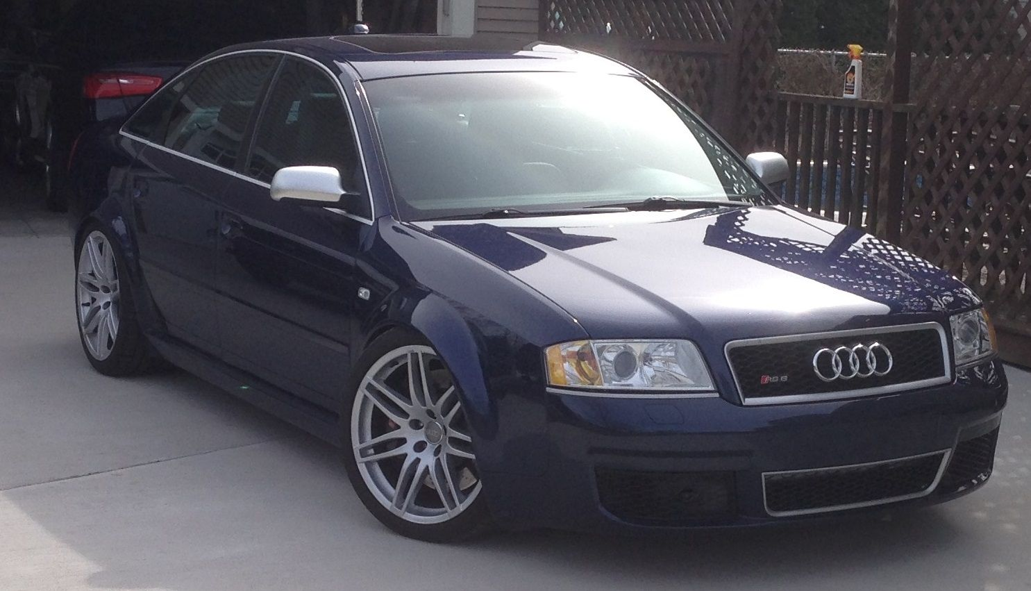 you must buy this six speed manual swapped audi rs6 rh roadandtrack com audi rs5 manual audi rs6 manual for sale